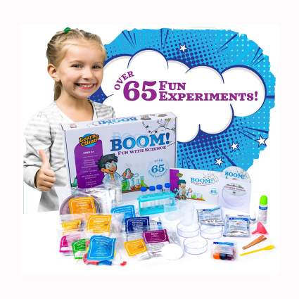 young kids chemistry set
