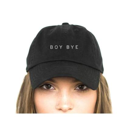 boy bye beyonce hat