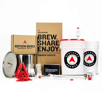 Northern Brewer brew kit