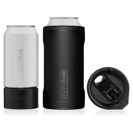 BrüMate Hopsulator Trio Stainless Steel Insulated Can Cooler