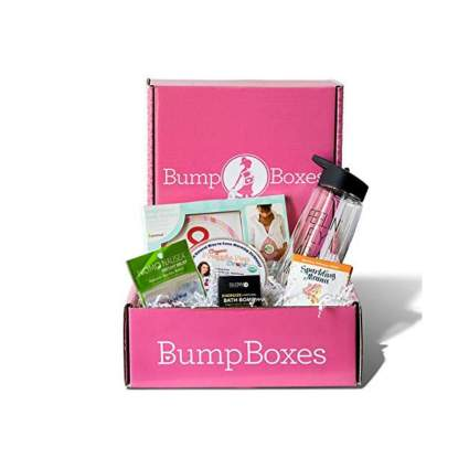 Bump Boxes gift box