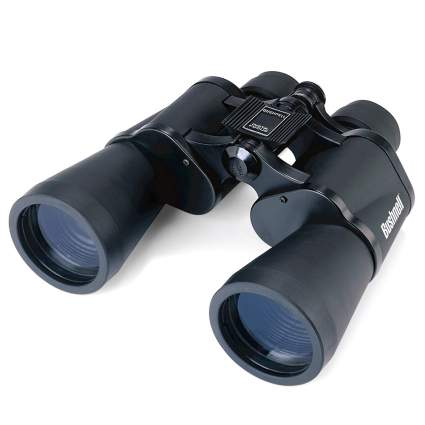 black wide angle binoculars