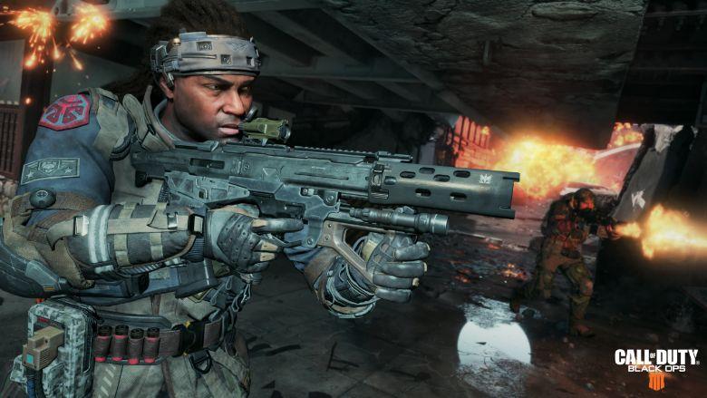 Call of Duty Unlock Prophet Blackout