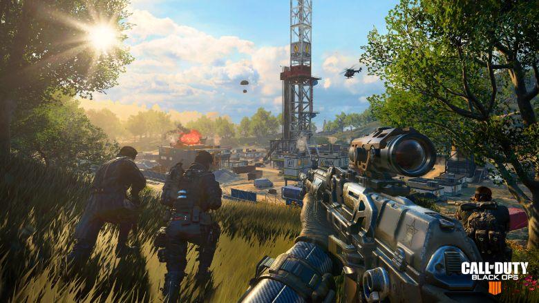 Call of Duty Unlock Ruin Blackout