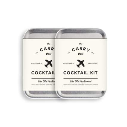 Carry on Cocktail Kit, Old Fashioned