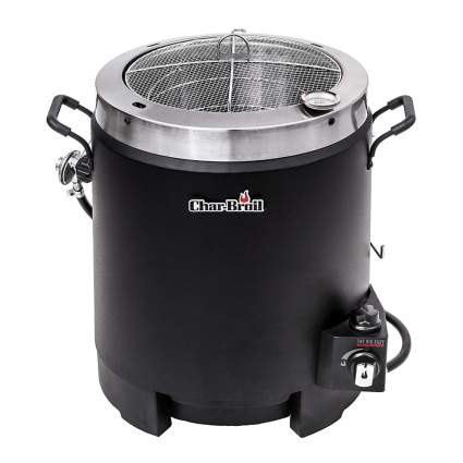 oil free propane turkey fryer
