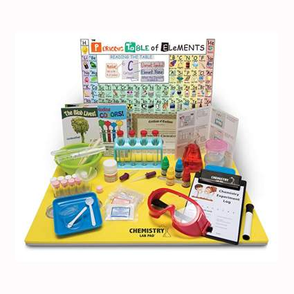 little kid chemistry lab kit