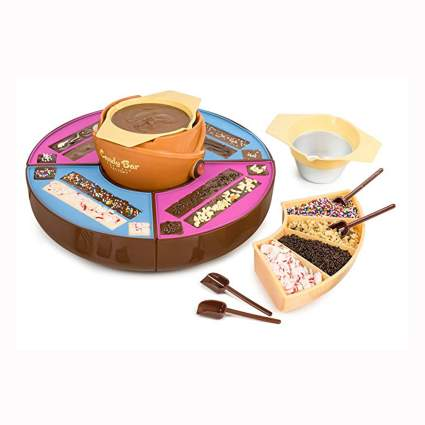 chocolate candy bar making kit