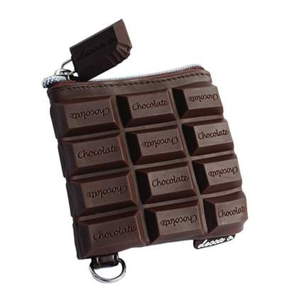 chocolate scented coin purse