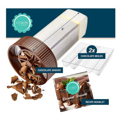 chocolate shaver