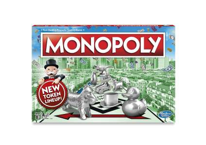 classic monopoly dult board games