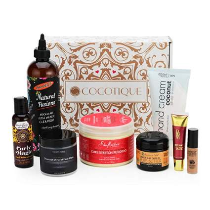 monthly gift box for women of color