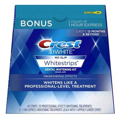 crest whitestrips 22 pack