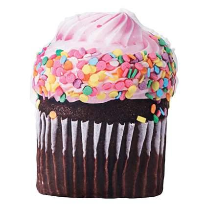 The Paragon cupcake pillow