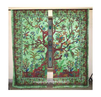 the art box tapestry