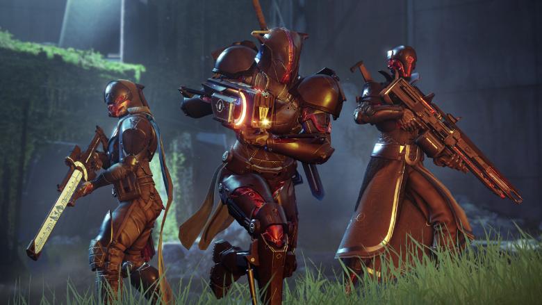 Destiny 2 Black Armory Unlock