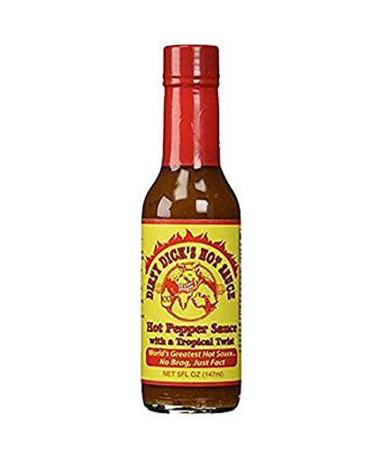 dirty dicks hot sauce