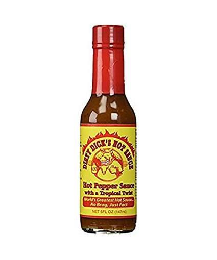 dirty dick's hot sauce