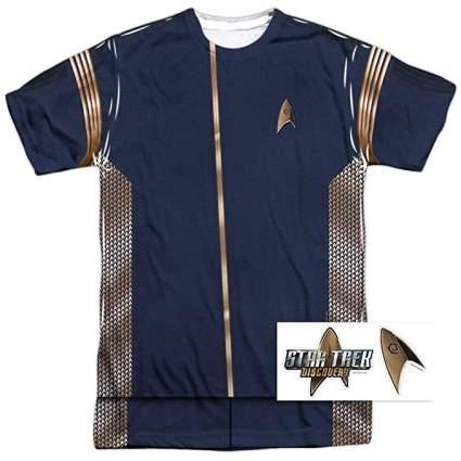 Popfunk star trek shirt