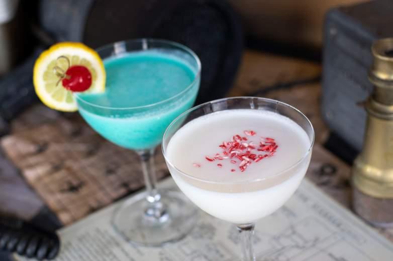 Jock Lindsey's Holiday Cocktails