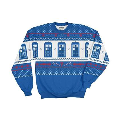 Ripple Junction dr who sweater