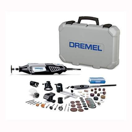 Dremel tool set with 50 accessories