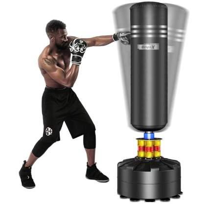 Dripex Freestanding Punching Bag