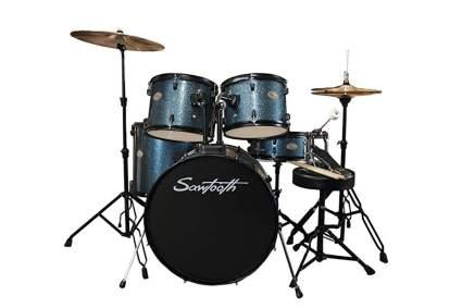 Sawtooth Student Drum Set