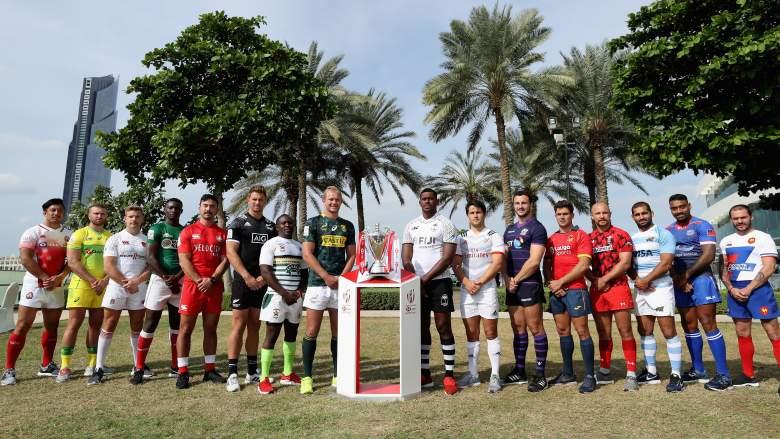 World Rugby Sevens Series Dubai