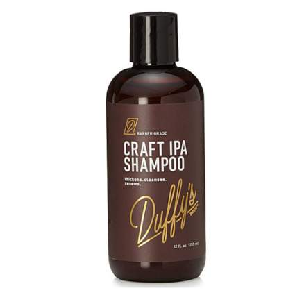 Duffy's Brew Premium IPA Craft Beer Shampoo