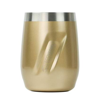 ecovessel stainless steel wine glass