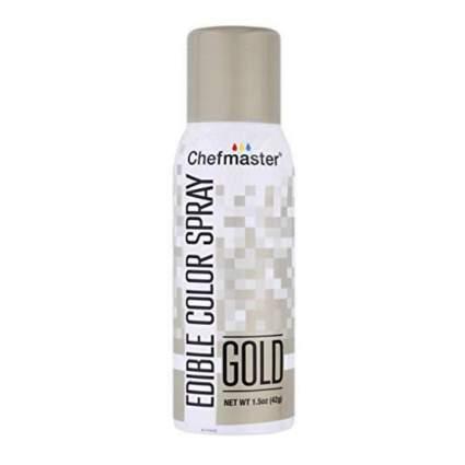 edible gold baking spray