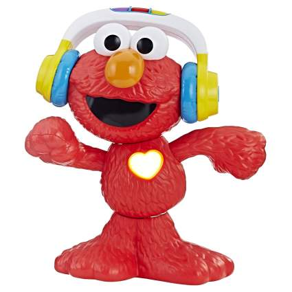 elmo let's dance