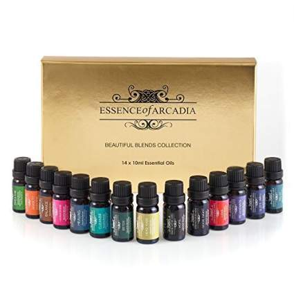 Essence Of Arcadia Top 14 Essential Oil Gift Set