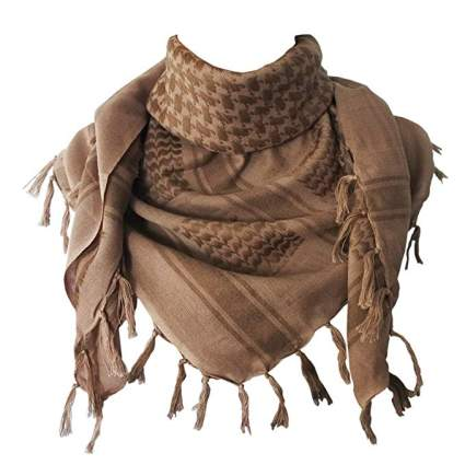explore land tactical scarf