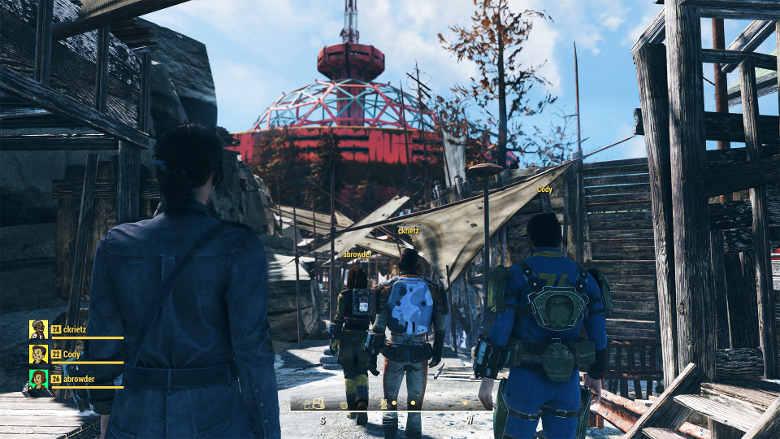 Fallout 76 Final Beta Session