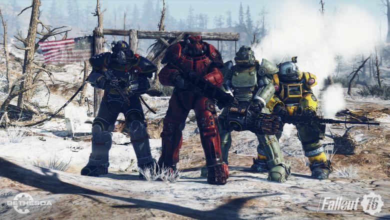 Fallout 76 Grafton Monster