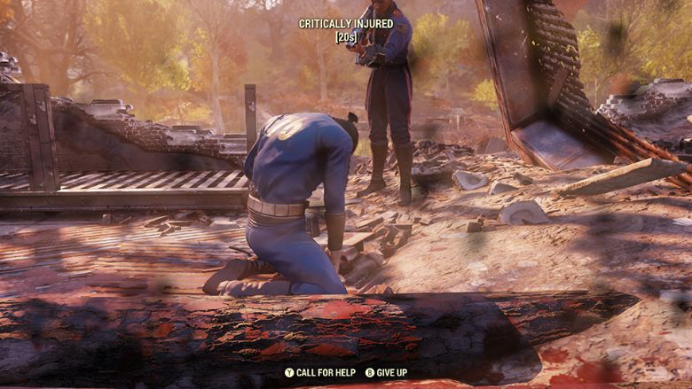 Fallout 76 Stimpak Farm