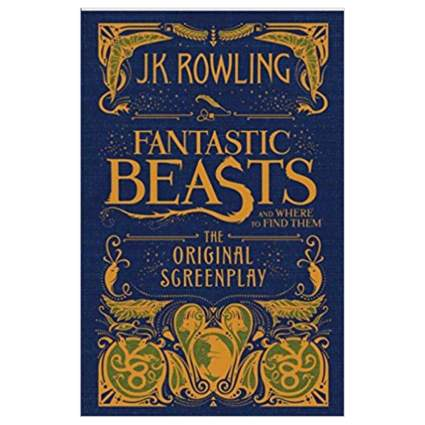Fantastic Beasts and Where to Find Them: The Original Screenplay Hardcover – November 18, 2016