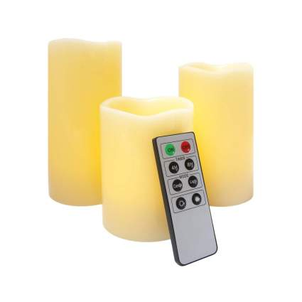frf flameless led candles