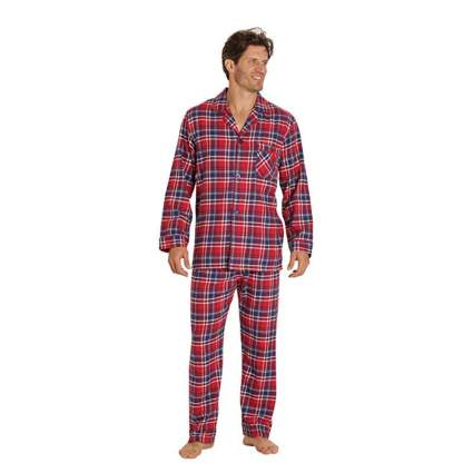 EVERDREAM Sleepwear Mens Flannel Pajamas