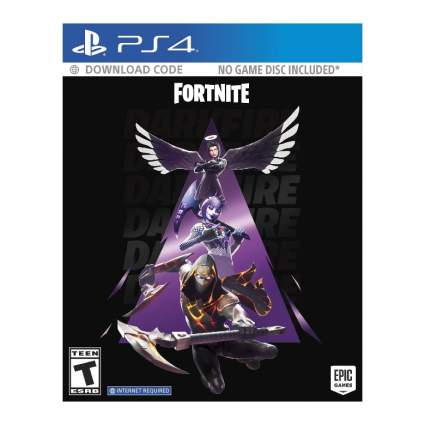 Fortnite: Darkfire Bundle - PlayStation 4