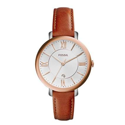fossil women's jacqueline watch