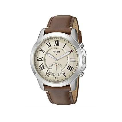 fossil mens smart watch