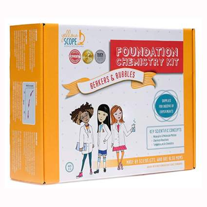 chemistry kit for girls