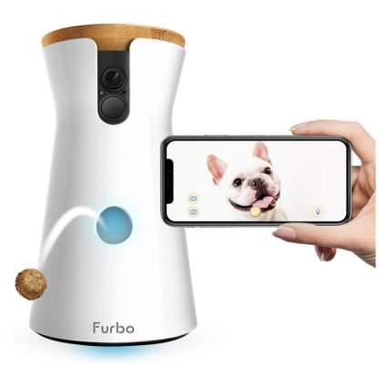 furbo treat tossing pet camera