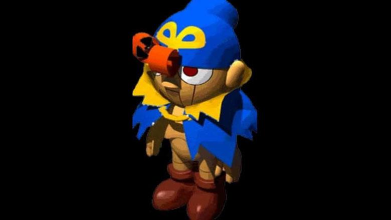 Geno Super Mario RPG