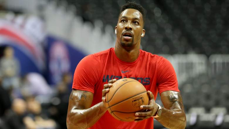 Dwight Howard Free Agency Celtics Clippers