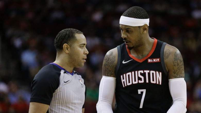 NBA best available free agents Carmelo Anthony