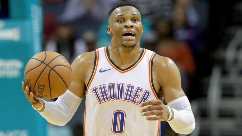 Thunder NBA finals odds